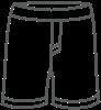 Kúpacie šortky