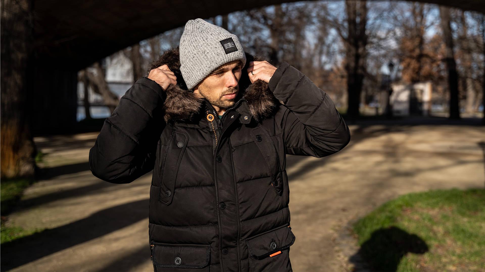 Štýlová mestská zima