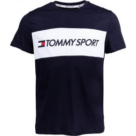 Tommy Hilfiger COLOURBLOCK LOGO TOP