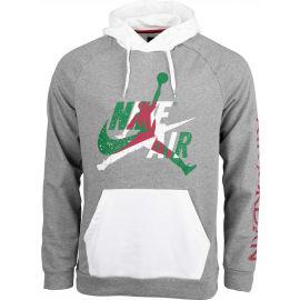 Nike J JUMPMAN CLSCS LTWT FLC PO M