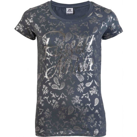 Russell Athletic AOP S/S CREWNECK TEE SHIRT