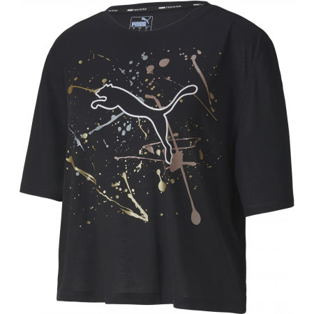 Puma METAL SPLASH GRAPHIC TEE