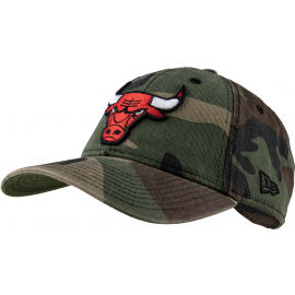 New Era 80580940 NE 9FORTY NBA CAMO CHICAGO BULLS