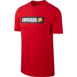 Nike TEE SWOOSH BMPR STKR