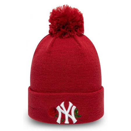 New Era MLB WMNS TWINE BOBBLE KNIT NEW YORK YANKEES