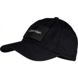 Calvin Klein LEATHER PATCH BB CAP