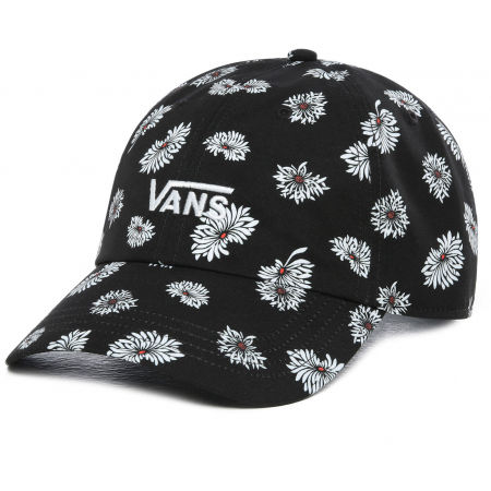 Vans WM COURT SIDE PRINTED HAT BEAUTY FLORAL