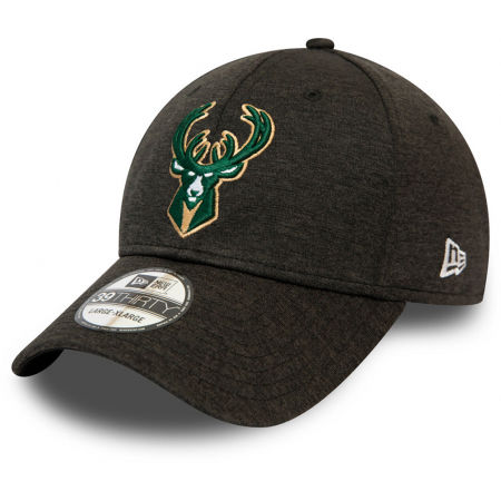 New Era 39THIRTY NBA BASE TEAM MILWAUKEE BUCKS