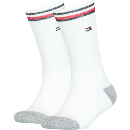 Tommy Hilfiger KIDS ICONIC SPORTS SOCK 2P
