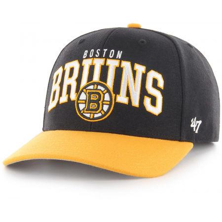 47 NHL BOSTON BRUINS MCCAW '47 MVP DP BLK