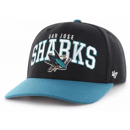 47 NHL SAN JOSE SHARKS MCCAW '47 MVP DP BLK