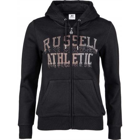 Russell Athletic ZIP THROUGH HOODY