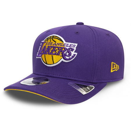 New Era 9FIFTY STRETCH SNAP TEAM LOS ANGELES LAKERS
