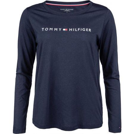 Tommy Hilfiger CN TEE LS LOGO