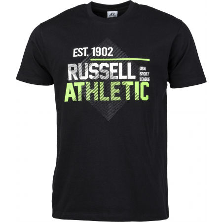Russell Athletic DIAMOND S/S 1902 TEE