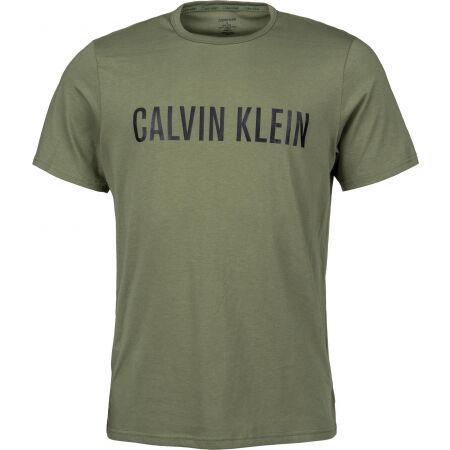 Calvin Klein S/S CREW NECK GRY