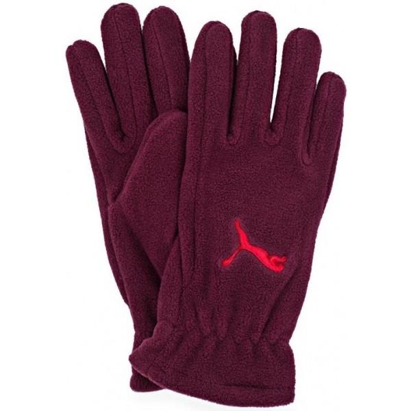 Zimné úpletové rukavice