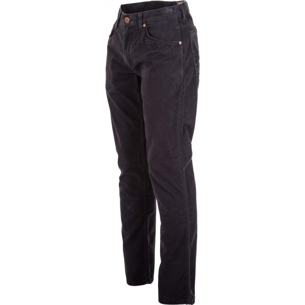 GREENSBORO NAVY WASHED - Pánske nohavice