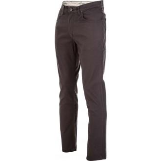 BROOKLYN STRAIGHT PIRATE BLACK - Pánske nohavice