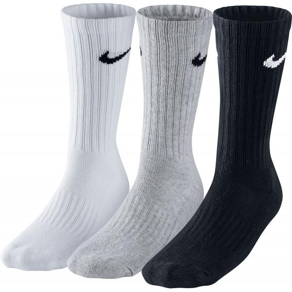 3PPK VALUE COTTON CREW - Športové ponožky