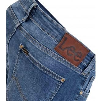MALONE COMMON BLUE - Pánske džínsy