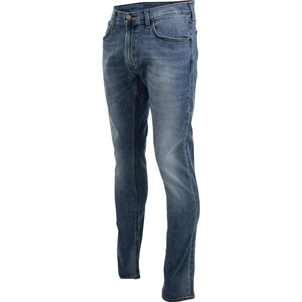 LUKE SUMMER WORN - Pánske džínsy