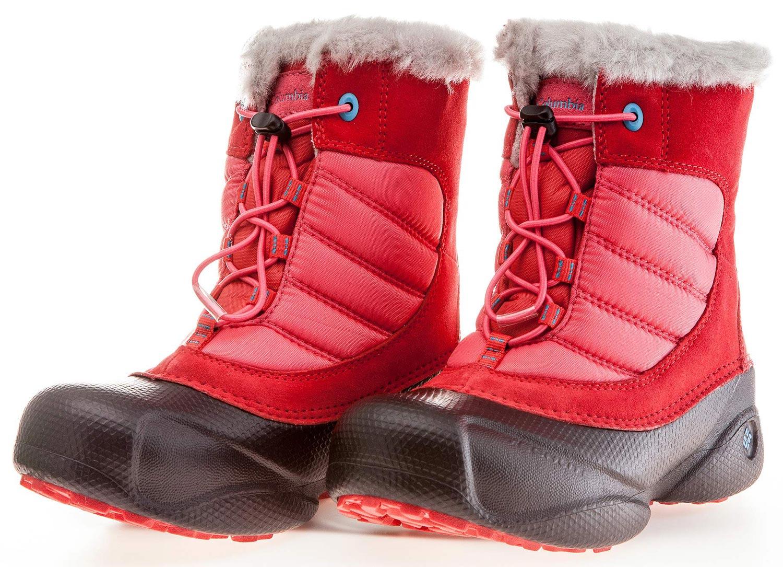 bd70535235162 Columbia YOUTH ROPE TOW JUNIOR. Detská zimná obuv. Detská zimná obuv