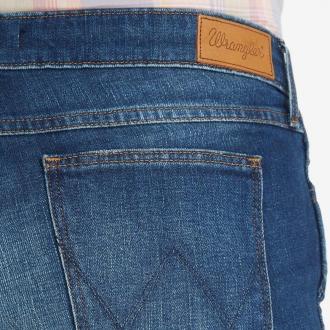 Dámske džínsové kraťasy