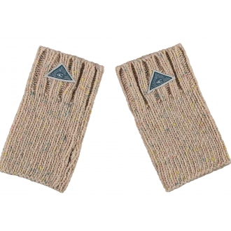 Dámske pletené návleky na ruky
