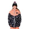 Dievčenské snowboardová/lyžiarska bunda