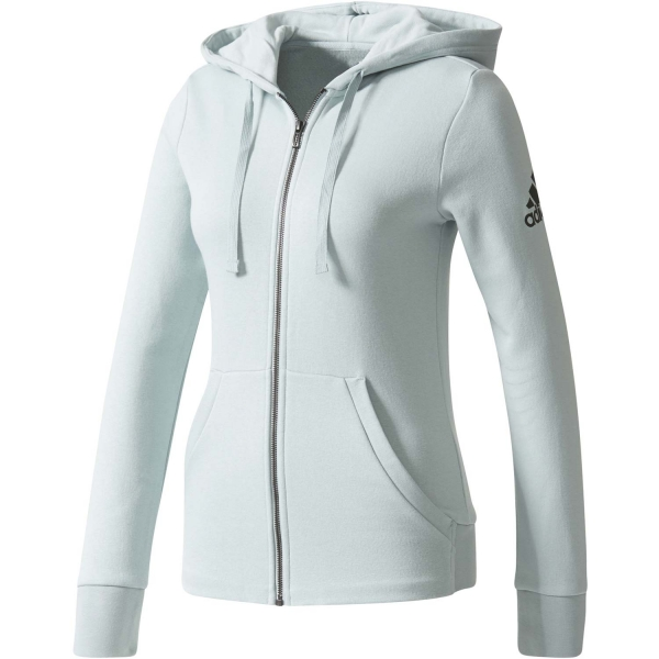 849524355 adidas ESSENTIALS SOLID FULLZIP HOODIE | molo-sport.sk