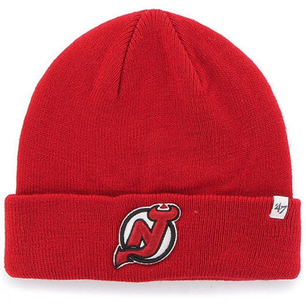 37a4ebef7cf81 47 NHL NEW JERSEY DEVILS BEANIE   molo-sport.sk