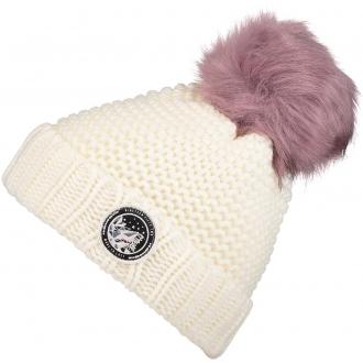 Dievčenská zimná čiapka