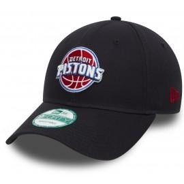 New Era 9FORTY NBA TEAM DETROIT PISTONS