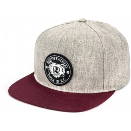 Horsefeathers B.C. CAP HEATHER