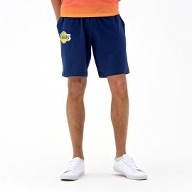 New Era NE LOS ANGELES LAKERS COASTAL HEAT SHORT