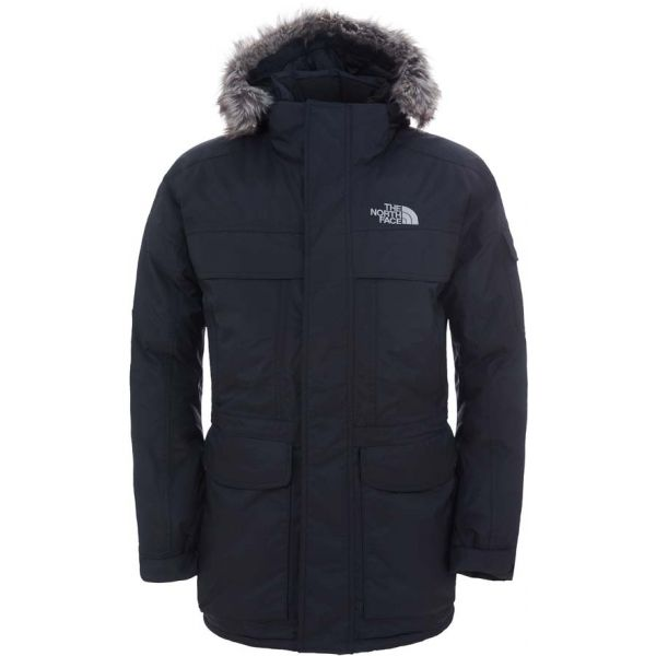 82cfc4bb4c52 The North Face MCMURDO PARKA M
