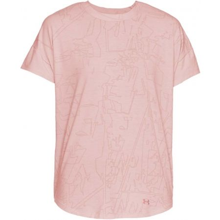 Under Armour UNSTOPPABLE BURNOUT SHORTSLEEVE