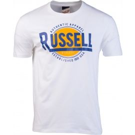 Russell Athletic AUTHENTIC S/S CREWNECK TEE SHIRT