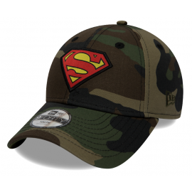 New Era 9FORTY KIDS CHARACTER 9FORTY SUPERMAN