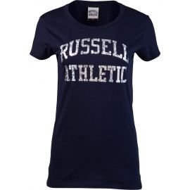 Russell Athletic CLASSIC PRINTED S/S CREWNECK TEE SHIRT