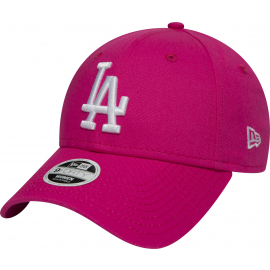 New Era 9FORTY WOMEN MLB LEAGUE ESSENTIAL LOS ANGELES DODGERS