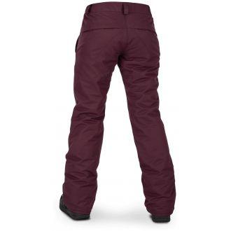 Dámske zimné nohavice