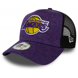 New Era 9FORTY AF TRUCKER NBA SHADOW TECH LOS ANGELES LAKERS