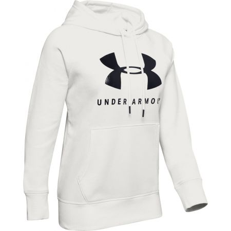 Under Armour RIVAL FLEECE SPORTSTYLE GRAPHIC HOODIE