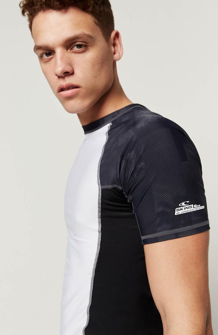 9A1601 Men ONeill Mens Pm Print Short Sleeve Skins