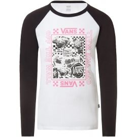 Vans WM LADY VANS STING LS RAGLAN DIY