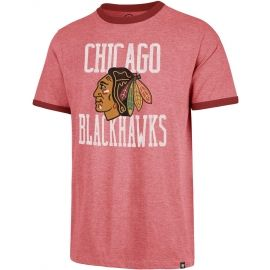 47 NHL CHICAGO BLACKHAWKS BELDIRGE CAPITAL RINGER