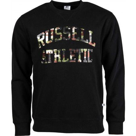 Russell Athletic CAMO PRINTED CREWNECK SWEATSHIRT