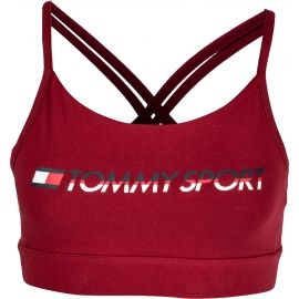 Tommy Hilfiger SPORTS BRA LOW IMPACT CO/EA LOGO